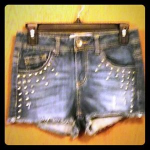Jolt Jeweled Shorts